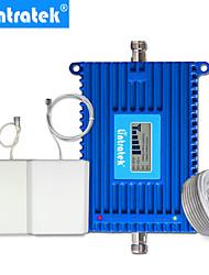 Недорогие -Lintratek 4G Усилитель повторителя сигнала 800 МГц, полоса 20 Усиление 70 дБ 4G Сотовый усилитель Lte Set Функция AGC Интеллектуальный дисплей Усовершенствованная сеть 4G