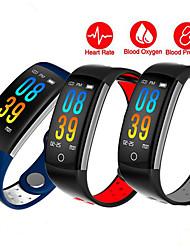 Недорогие -Q6S умный браслет 3D динамический монитор артериального давления артериального давления умный браслет запястье водонепроницаемый спортивные фитнес-часы