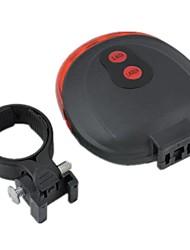 Недорогие -Светодиодная лампа Велосипедные фары Задняя подсветка на велосипед - Велоспорт Регулируется Быстросъемный AAA 50 lm 2 батареи AAA Велосипедный спорт