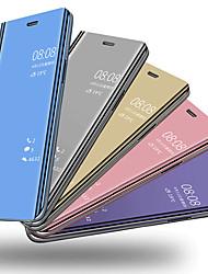 Недорогие -Кейс для Назначение SSamsung Galaxy Samsung Note 10 / Galaxy Note 10 Plus Защита от удара / Покрытие / Ультратонкий Чехол Однотонный ПК