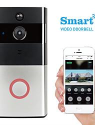 Недорогие -K-03L Wi-Fi сфотографировал без экрана (вывод по приложению) телефон один на один видео домофон