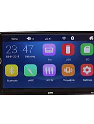 Недорогие -2 din autoradio 7-дюймовый автомобильный радиоприемник mp5-плеер мультимедийный проигрыватель 2din аудио bluetooth зеркало ссылка рулевого управления