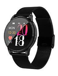 povoljno -mk07 pametni sat steel bt fitness tracker podrška obavijesti / krvni tlak / monitor otkucaja srca sport smartwatch kompatibilni ios / android telefoni