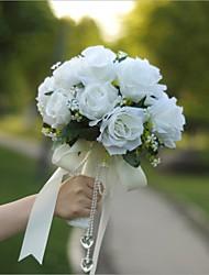 Недорогие -Свадебные цветы Больше аксессуаров Свадьба Нетканые 31-40 cm