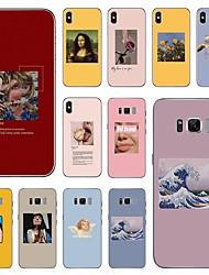 povoljno -Θήκη Za Samsung Galaxy S8 Plus / S8 / S7 edge Uzorak Stražnja maska Crtani film TPU