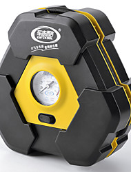 Недорогие -22 цилиндровое усиление портативный 12 В авто электрический воздушный насос шинный компрессор с 3 м длиной удлинитель