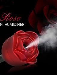 Недорогие -Роуз цветок USB мини увлажнитель воздуха очиститель воздуха распылитель аромата для офиса домой автомобиль