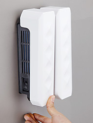 Недорогие -ванная комната диспенсер для мыла пластиковые настенный отель ванная комната душ роса коробка шампунь пресс дома дезинфицирующее средство для рук