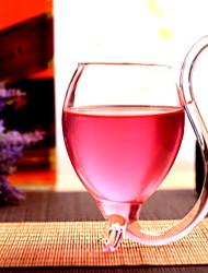 Недорогие -1шт Стекло изделия из стекла Винные стеллажи Простой Вино Аксессуары для Barware