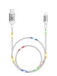 Недорогие -Mcdodo серии x голосовой кабель управления со светодиодом 1 м