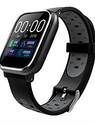 Недорогие -Imosi умный браслет Q58 3D UI цветной экран с измерением давления пульсометр часы поддержка шагомер сна монитор спорт группа
