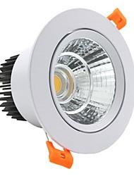 Недорогие -1шт 5 W 400 lm 1 Светодиодные бусины Встроенные Встроенное освещение LED даунлайт Тёплый белый Холодный белый Естественный белый 220-240 V 110-120 V Деловой Дом / офис Гостиная / столовая