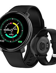 Недорогие -M4 умные часы полный экран сенсорный ip67 водонепроницаемый фитнес-трекер монитор сердечного ритма SmartWatch для Android&усилитель; IOS телефон