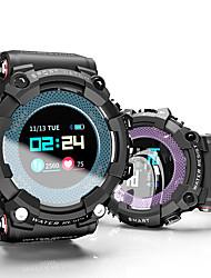 Недорогие -Lokmat MK23 Smart Watch BT Фитнес-трекер Поддержка уведомлений / монитор сердечного ритма Спорт SmartWatch совместимые телефоны IOS / Android