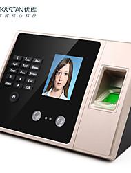 Недорогие -фингерпринт посещаемость времени распознавание лиц биометрическая машина многократная проверка пароль идентификационная карта идентификация aeecss функция управления инфракрасная двойная камера