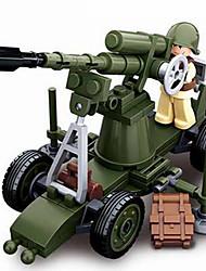 Недорогие -Конструкторы 77 pcs совместимый Legoing трансформируемый Все Игрушки Подарок