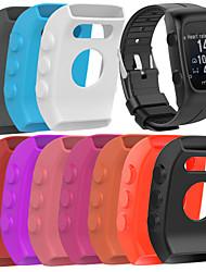 Недорогие -Горячие продажи смарт-часы мягкий силиконовый чехол для полярных M400 красочные прочный защитный чехол идеально подходит для полярных м 430 браслет