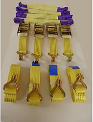 Недорогие -ремни храповика оборудования спасения сверхмощные ширина 50mm длина 4mts номинальности 5000kg