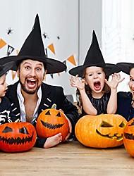 Недорогие -черная шляпа ведьмы волшебник маска шляпа партии шляпы косплей хэллоуин ну вечеринку необычные платья украшения цилиндр