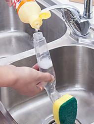 Недорогие -щетка для мытья посуды мыла, скребок, уборщик