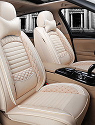 Недорогие -Обивка сидений автомобиля все окружено четыре сезона универсальный комплект сидений нового белья осенне-зимней тканью подушки сиденья автомобиля
