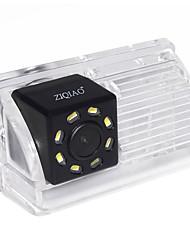 Недорогие -Ziqiao 8 светодиодные фонари ночного видения водонепроницаемый автомобильная камера заднего вида для Toyota Corolla E120 / ByD F3 / Lifan 620
