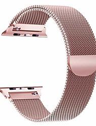 Недорогие -ремешок для часов серии Apple 5/4/3/2/1 яблоко милан петля ремешок из нержавеющей стали ремешок