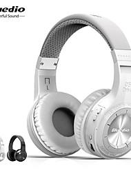 Недорогие -bluedio ht (съемочный тормоз) беспроводные наушники bluetooth версия bt 4.1 стереогарнитура bluetooth встроенный микрофон для звонков