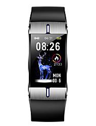 billige -bm08 smart armbånd bluetooth fitness tracker støtte varsle / blodtrykk oksygenmåling vanntett smartklokke for samsung / iphone / android telefoner