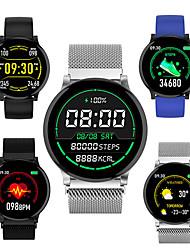 Недорогие -Смарт Часы Цифровой Современный Спортивные силиконовый 30 m Защита от влаги Пульсомер Bluetooth Цифровой На каждый день На открытом воздухе - Черный Зеленый Синий