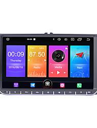 Недорогие -winmark wt9028s 9-дюймовый 2-дюймовый Android Android 9.0 с сенсорным экраном / GPS / встроенный Bluetooth для Volkswagen RCA / Microusb / Bluetooth Поддержка MPEG / MOV / DAT MP3 / WMA / WAV GIF /