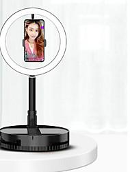 Недорогие -Светодиодное селфи кольцо света камера фотостудия освещение видео для YouTube прямая трансляция заполнить кольцо свет лампы