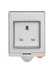billige -sonoff s55 tpf-de wi-fi vanntett smart stikkontakt - Storbritannia plugg