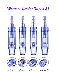 Недорогие -Микро иглы картриджи 15 шт. / Кор. Для dr. Pen a1 mts уход за кожей мезотерапия инструмент аксессуары