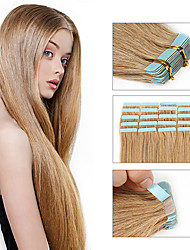 Tape-in hairextensions