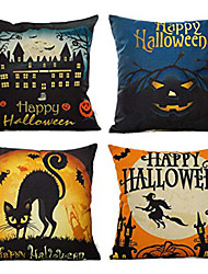 Textiles with Halloween