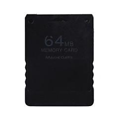 preiswerte PS2 Zubehör-64mb MagicGate Memory Card für PS2