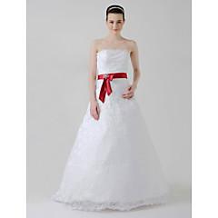 casamento do cetim / fita faixa de noiva (0251-24086)