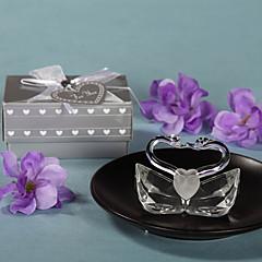 baratos Presentes de Casamento-Cristal Itens de Cristal Noiva Menina das Flores Portador do Anél Bebés e Crianças Casamento Aniversário Recém-Nascido