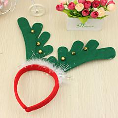 Χαμηλού Κόστους Flower Girl Gifts-υπέροχο κορίτσι κέρατο Χριστουγέννων κομψό κλασικό γυναικείο στυλ