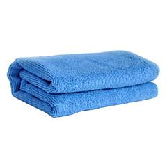 Car Wash Towel (tummanvihreä, Sky Blue, Dark Blue 40 * 40cm)