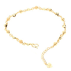 Women's Chain 18K Gold Plated Jewelry For Wedding Daily Outdoor