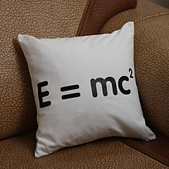 """tanie Prezenty dla druhen-prezenty druhna dar """"e = mc2"""" poduszkę (poduszki nie w zestawie)"""