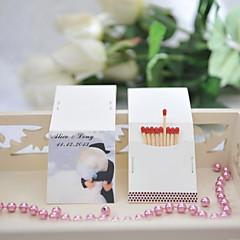 billige Bryllupsdekorasjoner-Bryllup / Fest Materiale Hardt Kortpapir Bryllupsdekorasjoner Klassisk Tema / Bryllup Alle årstider