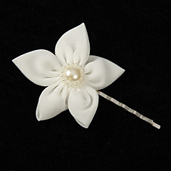 elegantní šifon s perleťovou dámskou korzetovou brož elegantní styl