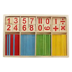 수학 지능 대나무는 고전적인 장난감을 스틱