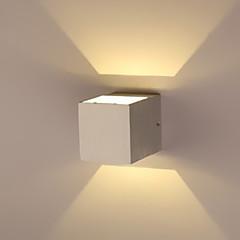 Χαμηλού Κόστους Ξεχωριστές απλίκες-BriLight Μοντέρνο / Σύγχρονο Διάδρομος Μέταλλο Wall Light 1W