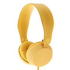 YH-226 Música de fone de ouvido intra-auriculares com microfone para Computador / Telefone