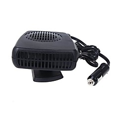 araba otomobil araç elektrikli fan ısıtıcı ısıtma cam buğu çözücü buğu çözme 12v 200w