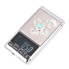 tanie Wagi-Nowy 300g x 0.01g Mini Cyfrowy Biżuteria kieszonkowy Gram Skala